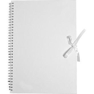 ARTEMIO -Album en kraft blanc 40 pages A3