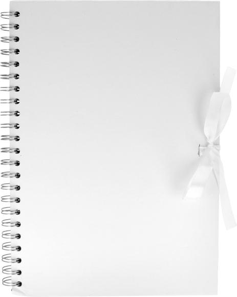 Achat en ligne Album en kraft blanc 40 pages A4