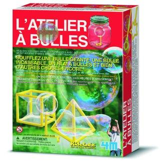 Kit atelier à bulles 22x17cm