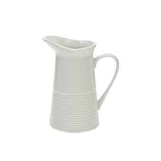 Pot à coulis blanc 8x13,7cm