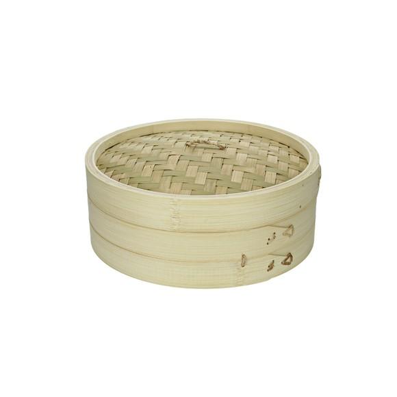 Cestello in bambù, diametro 25cm