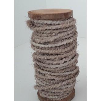 Corde de coco blanchi 30g