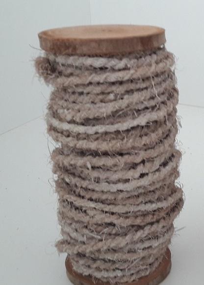 Achat en ligne Corde de coco blanchi 30g