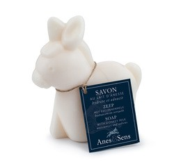 compra en línea Jabón de leche de burra en forma de burra (100 gr)