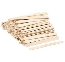 compra en línea Lote de 200 palos de helado de madera (11,5 cm)