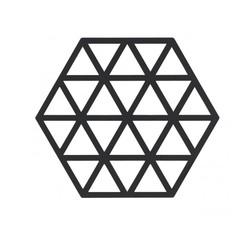 Achat en ligne Dessous de plat triangle black