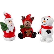Achat en ligne Lot de 3 figurines Noel