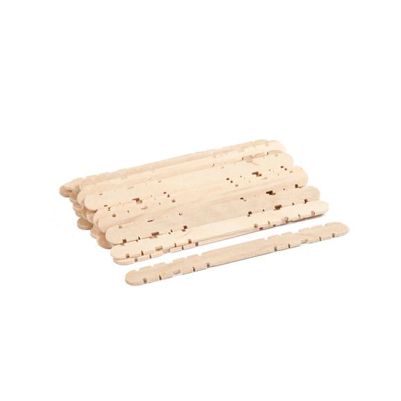 Achat en ligne 30 Bâtons bois 11,4 cm