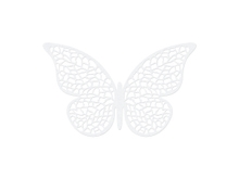 Achat en ligne Confettis en papier en forme de papillon large