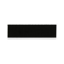Achat en ligne 4 bandes scratch adhésives noir 25x75mm charge 1,5kg