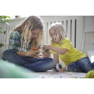 FISKARS - Ciseaux pour enfant droitier bout rond 13cm