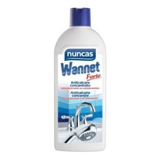 NUNCAS - Nettoyant anticalcaire Wannet Forte 500ml