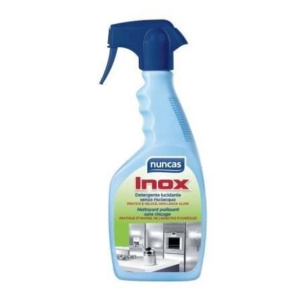 Nettoyant polissant pour inox 500ml