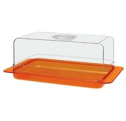 Achat en ligne Boite à fromage vert/orange/rouge grand modèle