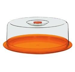 acquista online Cloche torta colore assortito 34x13cm