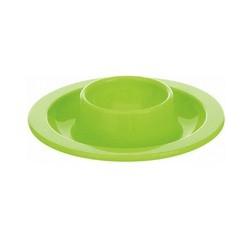 Achat en ligne Coquetier rond bleu/vert/orange/blanc 10cm