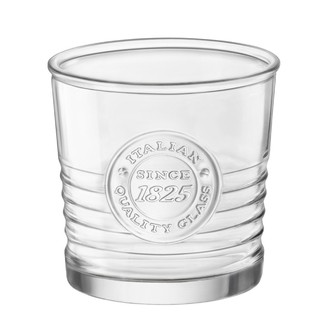 Gobelet en verre transparent, Officina 30cl