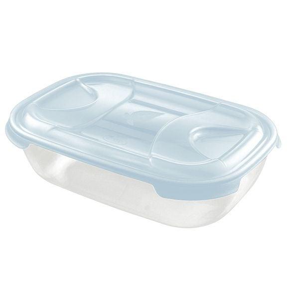 acquista online Contenitore rettangolare in plastica Nuvola 1L