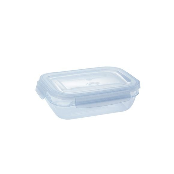 compra en línea Tupper de plástico rectangular con cierre solapa frescor 0,95 L
