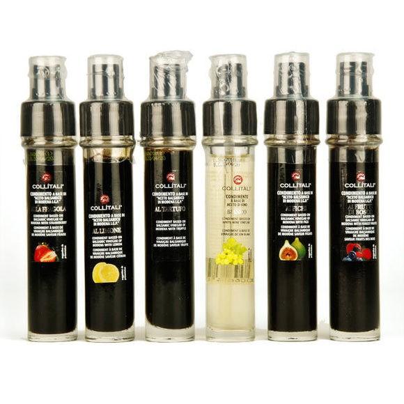 Recharge de vinaigre balsamique à l'arôme de truffe 32ml