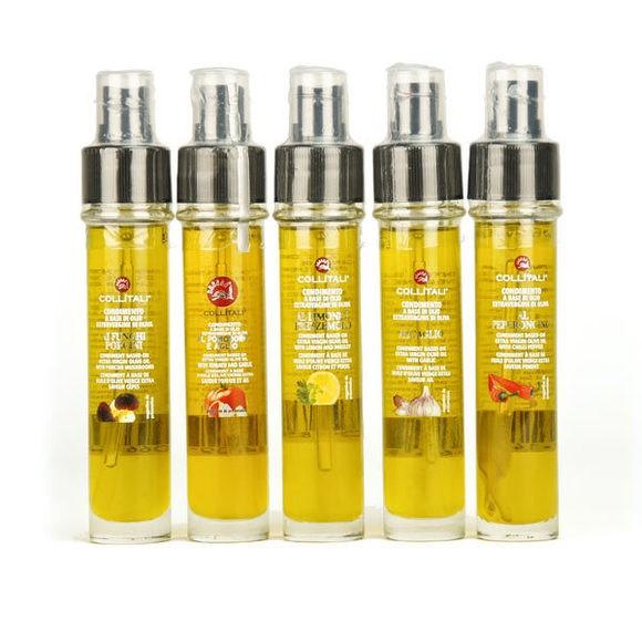 Recharge d'huile d'olive à l'ail 25ml