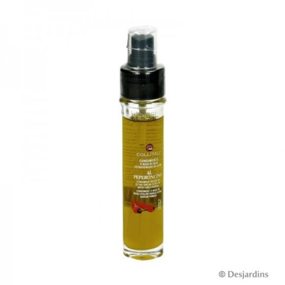 Recharge d'huile d'olive pimentée 25ml