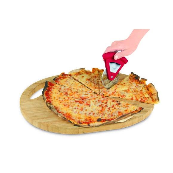 Roulette à pizza anti-adhérente