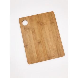 Planche à découper en bambou 30x25,5cm