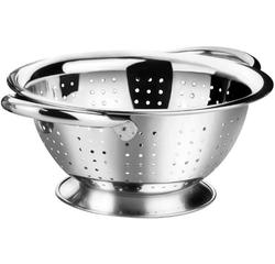 acquista online Scolapasta in acciaio inox con base Ø27cm