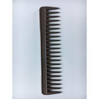 Peigne pour cheveux épais et bouclés taupe