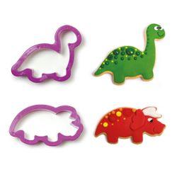 Achat en ligne 2 découpoirs dinosaures