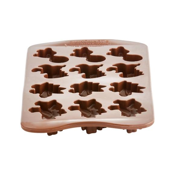 Achat en ligne Moule silicone chocolat Dino