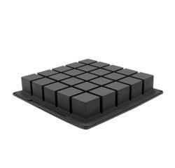 compra en línea Molde para hacer cubos de pixel art silicona Pixcake Silikomart