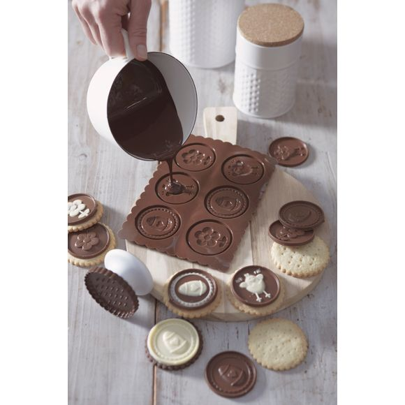 Kit biscuit choco pâques