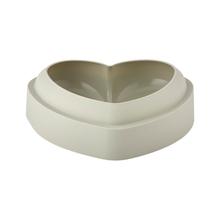 Achat en ligne Moule 3D cœur en silicone batticuore 20,5x19,8cm