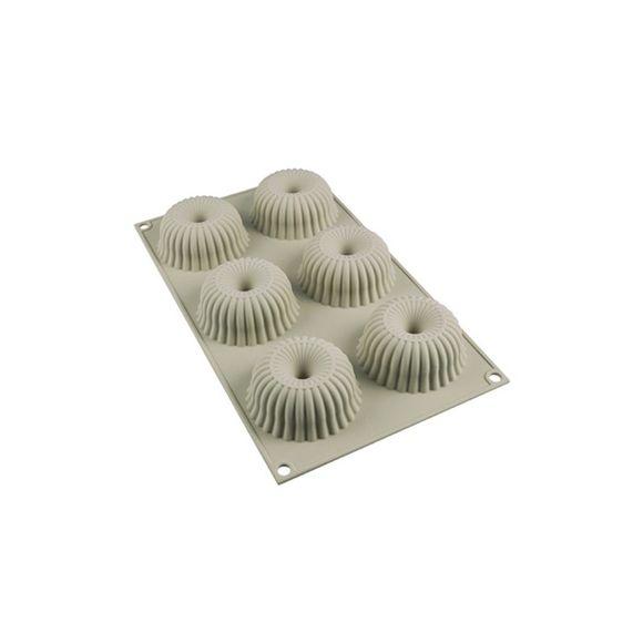 Stampo 3D in silicone Mini ciambelline Raggio
