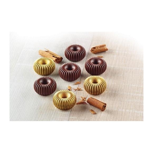 Achat en ligne Moule silicone chocolat Choc Crown