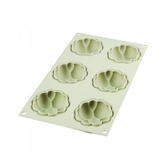 Stampo in silicone 3D Bollicine