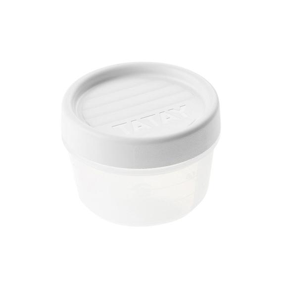 Achat en ligne Boite de conservation avec couvercle à vis en plastique 0,2L