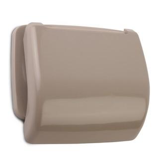 TATAY - Dérouleur papier toilette petra taupe