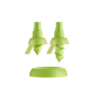 LEKUE - Set 2 spray à citron plastique