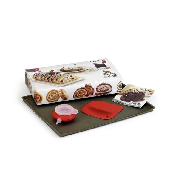 Kit pour roll cake bûche