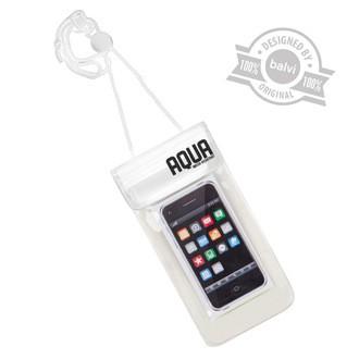 BALVI - Housse imperméable pour mobile pvc blanc