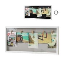 Achat en ligne Cadre vitrine blanche 5 vues 10x15cm