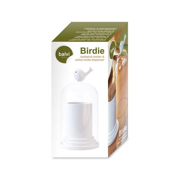 Achat en ligne Distributeur à coton tige Birdie