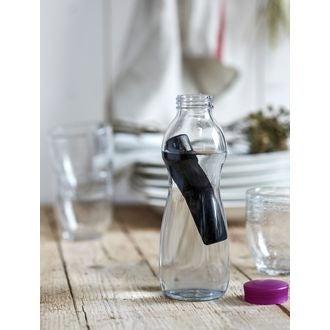 Gourde en verre borosilicate 50cl avec bouchon à vis