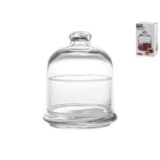 Bonbonnière en verre 10cm