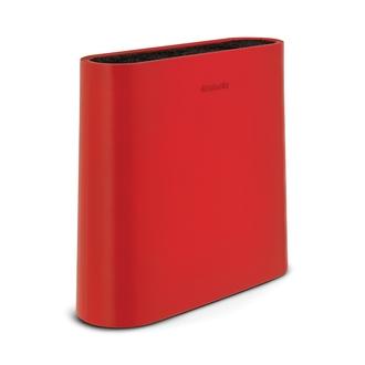 BRABANTIA - Bloc couteaux rouge