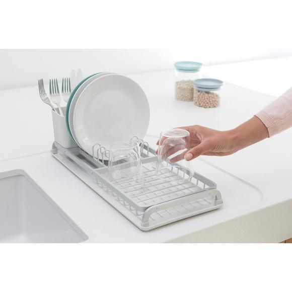 Achat en ligne Egouttoir à vaisselle light grey small