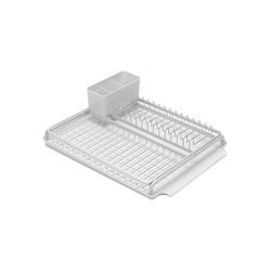 compra en línea Escurreplatos de aluminio ancho (49 x 39 x 14 cm)